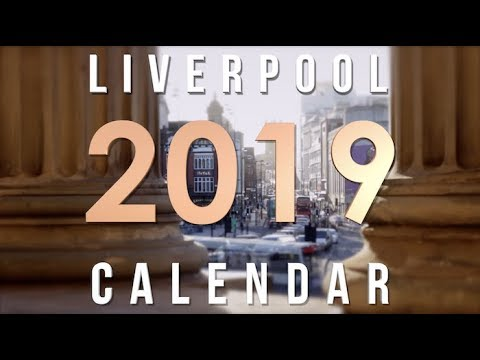 Liverpool 2019 Events Calendar |  | The Guide Liverpool