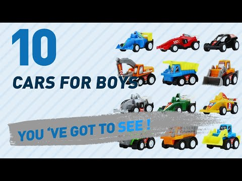 Cars For Boys Collection // Trending Searches 2017