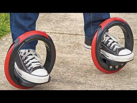 5 pazzeschi dispositivi per muoversi