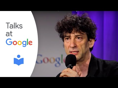 neil - Neil Gaiman stops by the Googleplex to discuss his latest book,