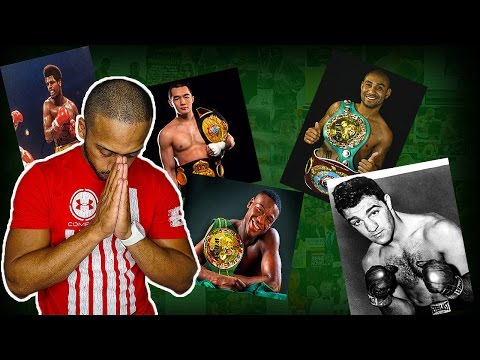 5  boxers who almost died when they were young