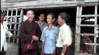 Đại Đức Thích Thiện Tánh: Những Bước Chân Từ Thiện 2011 Phần 13