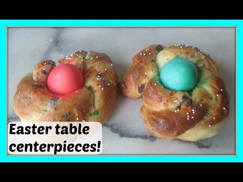 Easter Braided Bread  – A Decorative Easter Bread