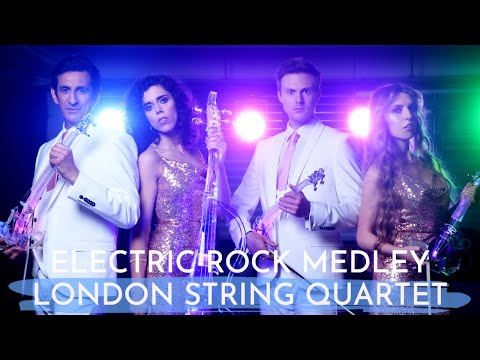 Electric Strings Rock Medley
