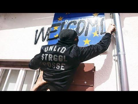 Αυστρία: Διαδήλωση υπέρ των ανοιχτών συνόρων