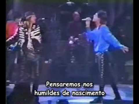 Axl Rose and Rolling Stones Salt Of The Earth Legendado