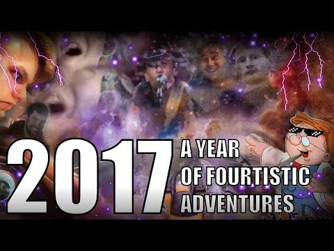 2017 - A Year Of Fourtistic Adventures