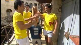 Fort Boyard IV - Greece - Celebrities