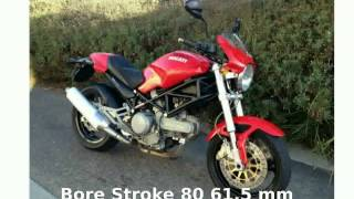 8. Ducati Monster 400  Info Details Specification Specs Dealers Features Top Speed Engine [tarohan]