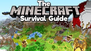 Preparing For The Big Update! • The Minecraft Survival Guide (Tutorial Lets Play) [Part 124]