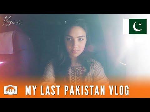 My last Pakistan vlog   Islamabad (Pakistan #21)