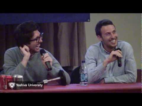 Jake und Amir aus CollegeHumor.com am YU
