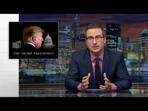 Download The Trump Presidency: Last Week Tonight with John Oliver (HBO) HD Mp4 3GP Video and MP3