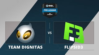 Flipsid3 vs Dignitas, game 1