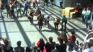 Iranian Students Dance Performance, TUM International Day 2014, Munich, Germany