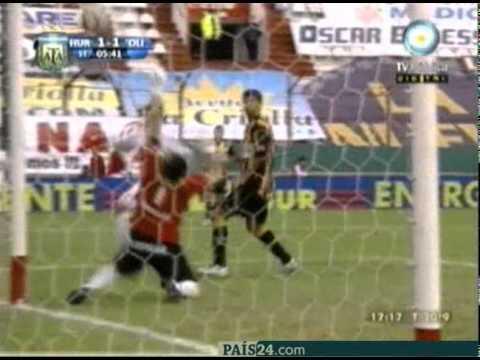 Huracán 1 - 2 Olimpo (Clausura 2011)