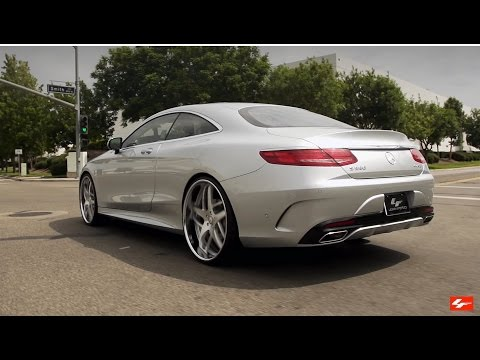 2016 Mercedes Benz S550 4MATIC Coupe 24