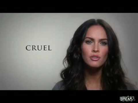 Jennifer's Body PSA by Megan Fox