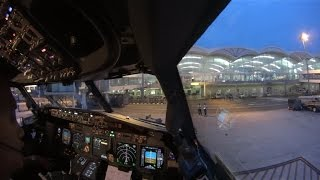 Video (ATC) Cockpit Takeoff and Landing Flight GIA288 WIMM-WARR (single cam) MP3, 3GP, MP4, WEBM, AVI, FLV Oktober 2018