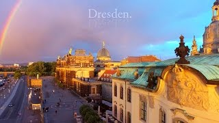 Dresden Germany  city pictures gallery : A Bird's-Eye View of Dresden, Germany / Dresden aus der Vogelperspektive