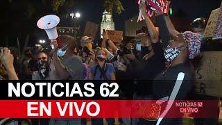 Protestan en Los Angeles por caso de Breonna Taylor – Noticias 62 - Thumbnail