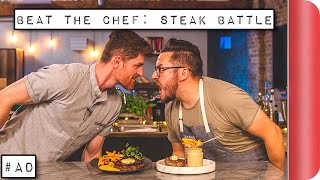 Beat The Chef: Ultimate Steak Battle by SORTEDfood