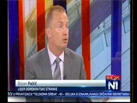 Бојан Пајтић: Слоган Вучићеве власти је – Обесмисли, па владај!