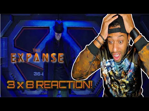 💥The Expanse Season 3 Episode 8 'It Reaches Out' REACTION!