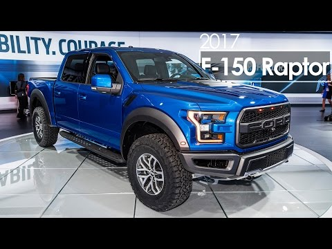 2017 Ford F-150 Raptor Overview | 2016 NAIAS Detroit Auto Show