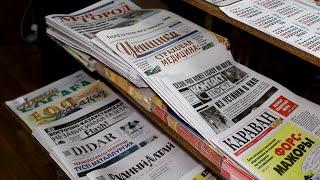 «Газеты читать вредно!»