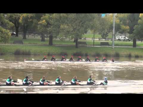 Residential College - Rowing 2011