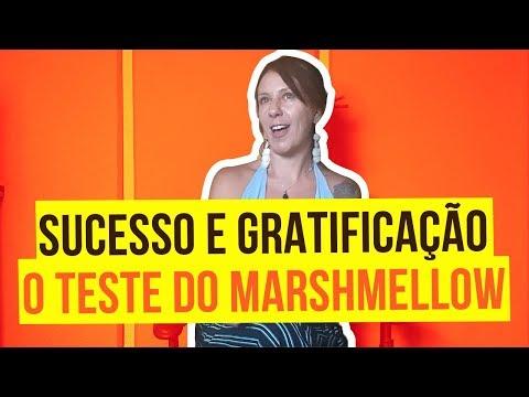 Sucesso e Gratificação -  O teste do Marshmellow