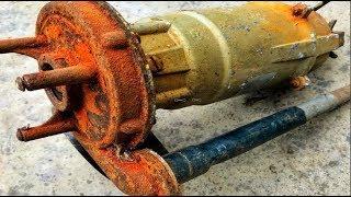 Video Restoration water pumps old | Restore water pumps antique | Restoration construction tools MP3, 3GP, MP4, WEBM, AVI, FLV Januari 2019