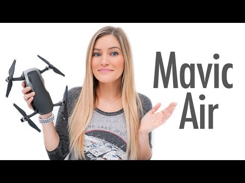 DJI Mavic Air Unboxing and Review!