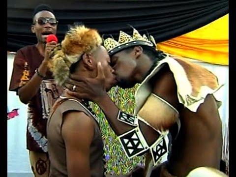 Boda gay por el rito tradicional zulú en Sudáfrica: ser gay es tan af