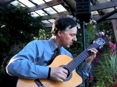 Mimi Pinson Tango on classical guitar