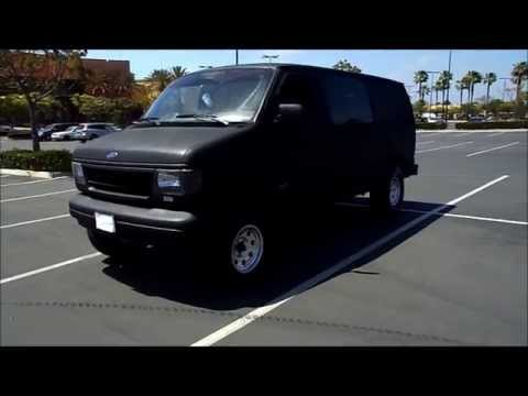 Comparison 235 vs 285 33 inch Tires on a Lifted Van Econoline E150 Project part 13 Rebel Racing Rims