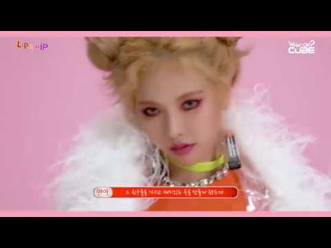Video HyunA(현아) - 'Lip & Hip' M/V 촬영 현장 비하인드 Part 1 (M/V making behind part 1) download in MP3, 3GP, MP4, WEBM, AVI, FLV January 2017
