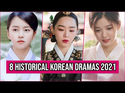 8 New Historical Korean Dramas 2021 You Need To Watch