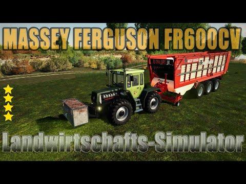 Massey Ferguson FR600CV by BOB51160 v1.0