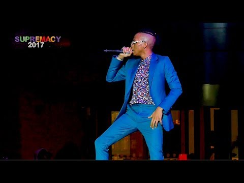 TEKNO PERFORMS HIS HITS LIVE AT THE SUPREMACY CONCERT 2017