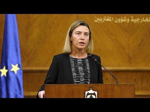 «Λύγισε» η επικεφαλής της ευρωπαϊκής διπλωματίας, Φεντερίκα Μογκερίνι – economy