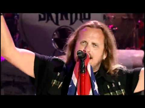 Lynyrd    Skynyrd     —    Sweet     Home    Alabama  [[  Official   Live  Video  ]]  HD