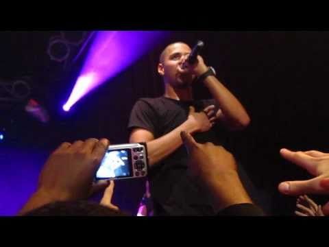 J. Cole- A Star Is Born @ Highline Ballroom, NYC