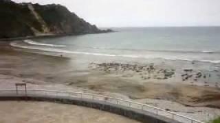 Cadavedo Spain  city photo : Playa de Cadavedo (Asturien, Spanien) D - GUIASTUR