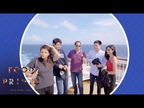 The Daza's first family cruise to Vietnam   Food Prints Season 7