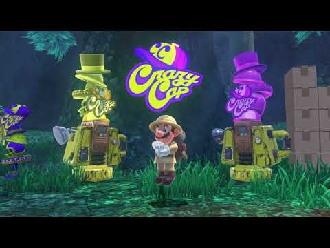 Super Mario Odyssey: New Worlds, Gameplay Revealed