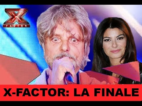 """X FACTOR - Ferrero canta: """"La regola de D'Amico"""" видео"""