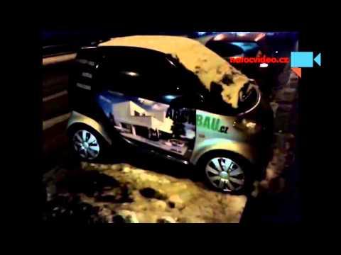 Správné řešení parkování a pojízdné reklamy