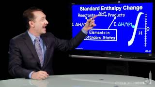 Standard Enthalpy Of Change